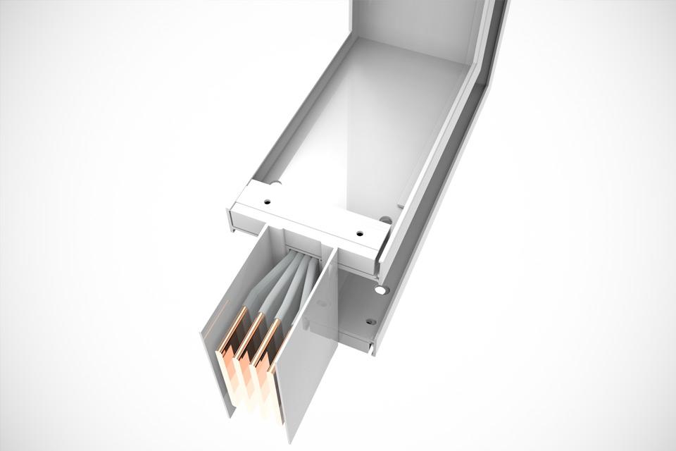 Powerbar Busbar Trunking Systems | E+I Engineering